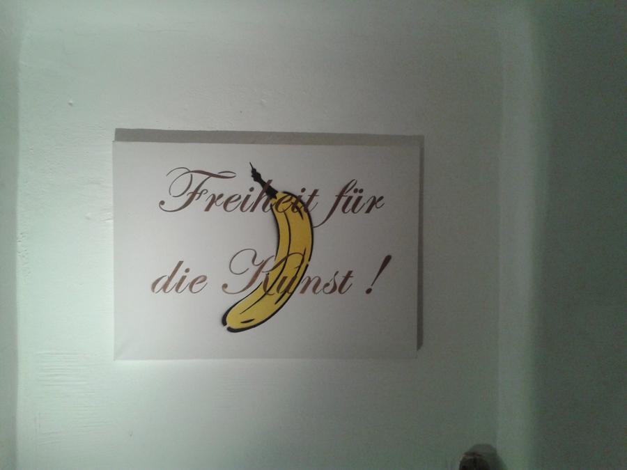 Thomas Baumgärtel - Freiheit für die Kunst