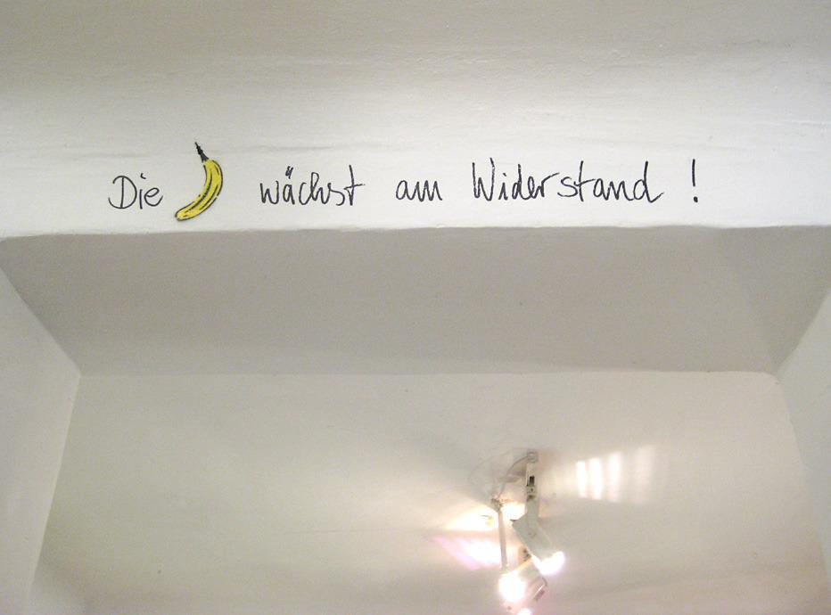 Bananewaechst