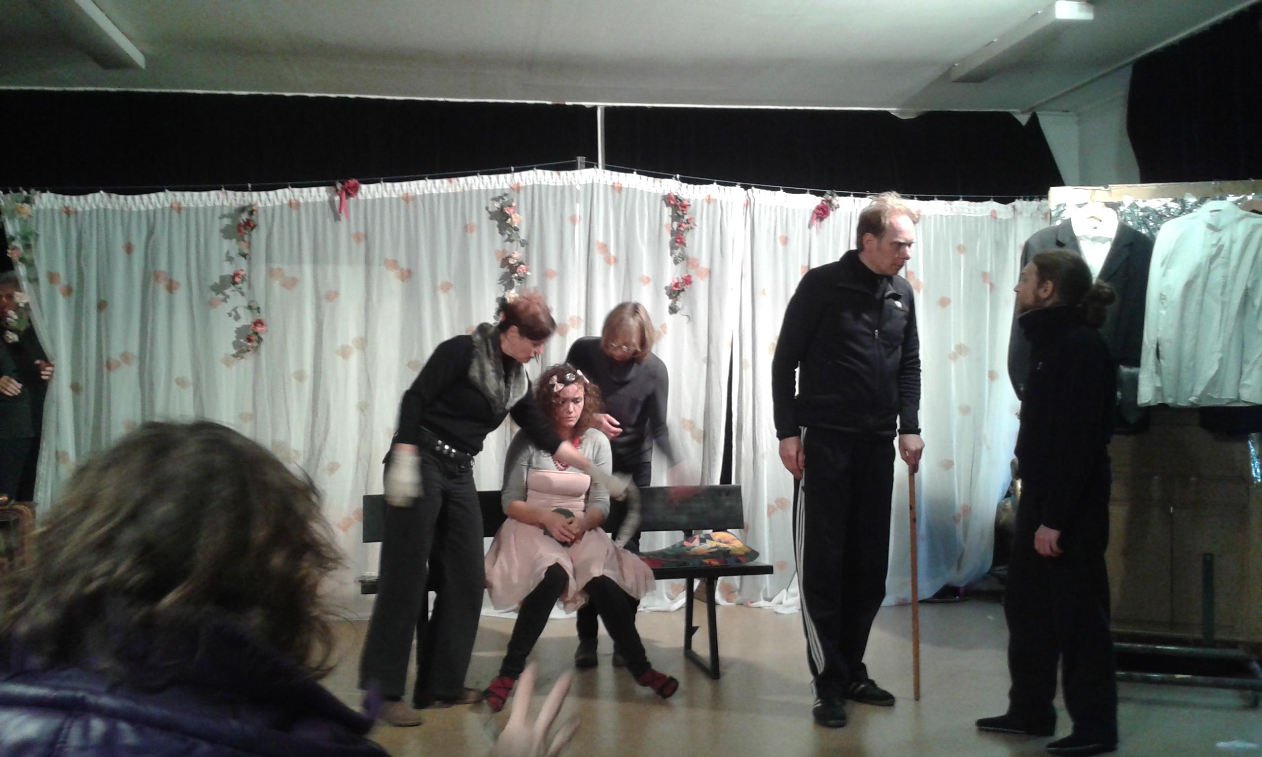 Theaterproben