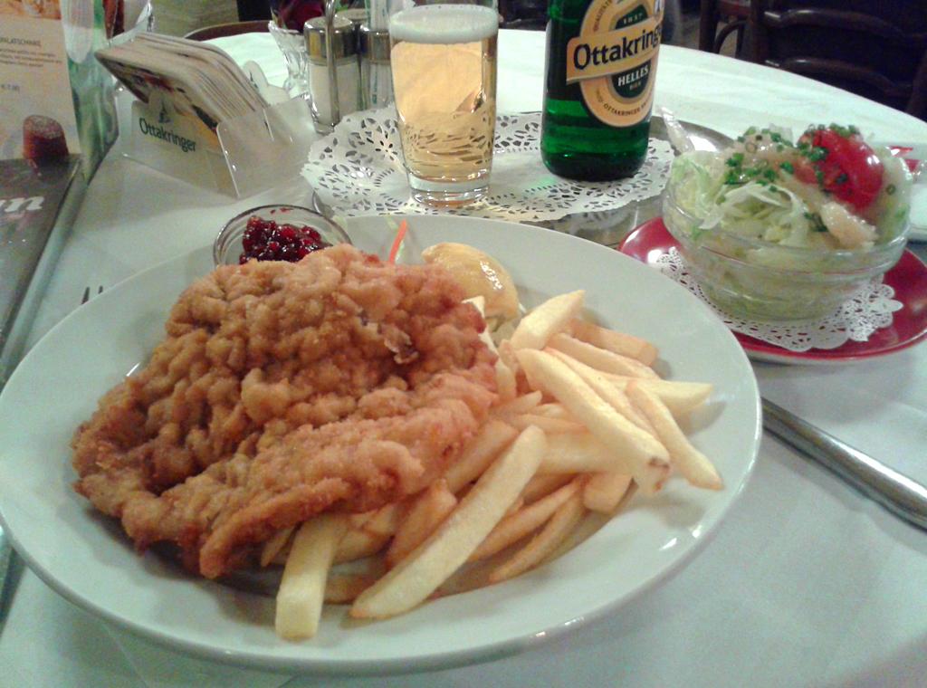 Das mieseste Wiener Schnitzel