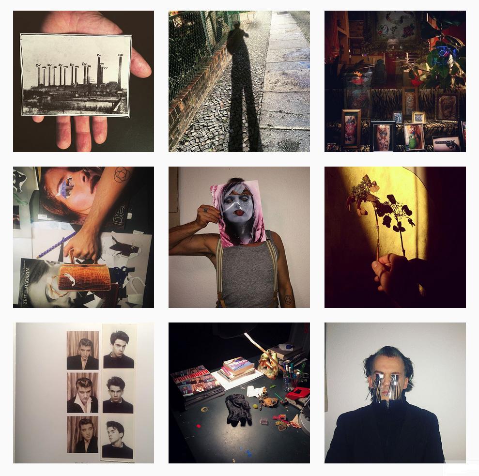 Stephan Porombka auf Instagram