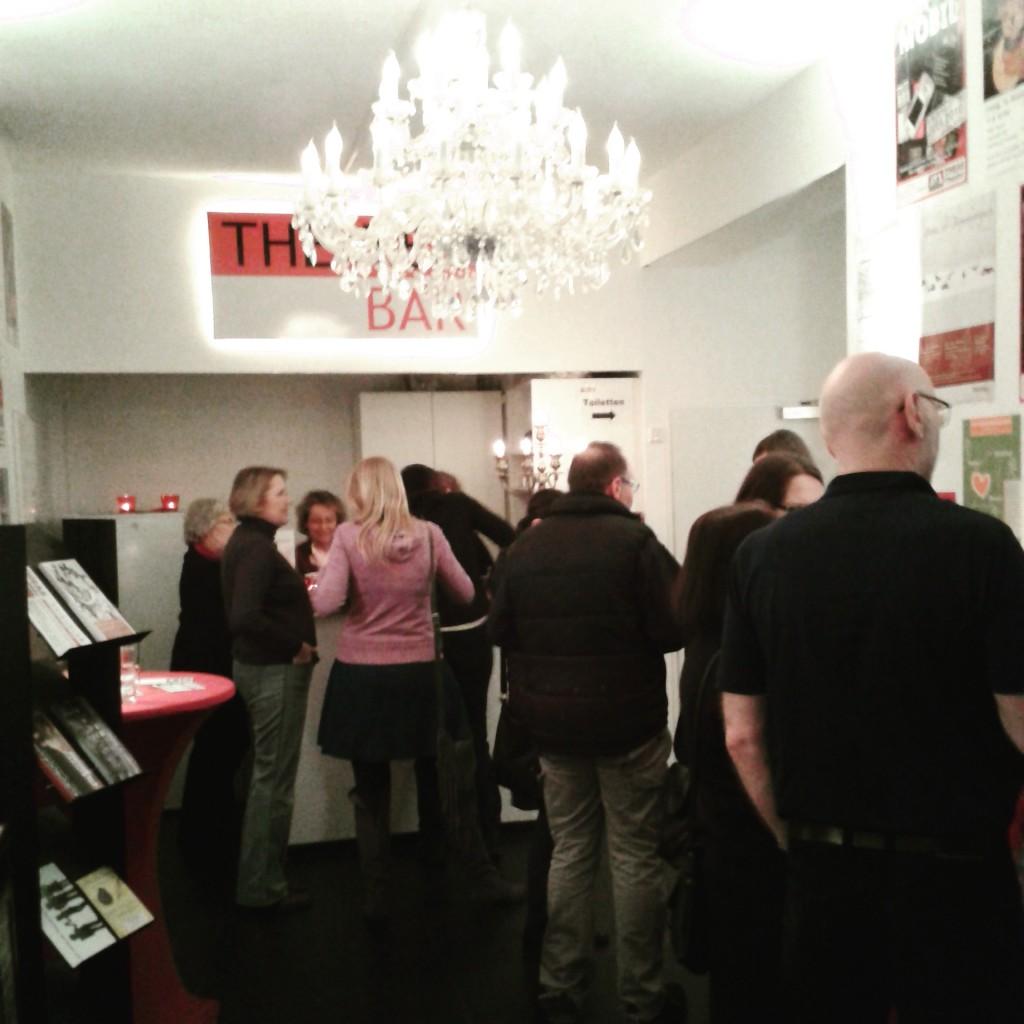 12 von 12 - im Theatercafé