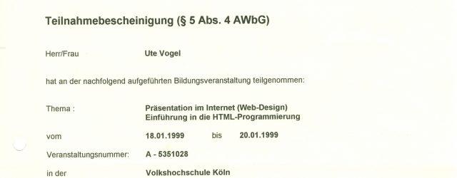 HTML-Kurs