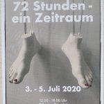 72 Stunden - ein Zeitraum - Corinna Bernshaus